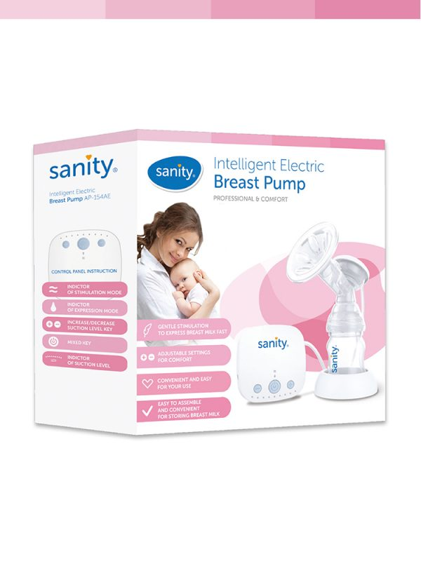 Breast-pump-electric-sanity