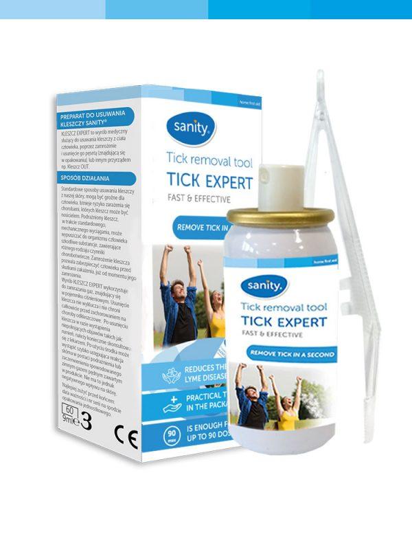 tick-expert-sanity